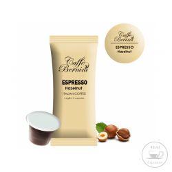 Κάψουλες Bernini Caffe espresso με άρωμα φουντούκι