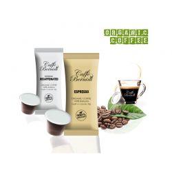 Κάψουλες Bernini Caffe Οργανικού Espresso 5caps