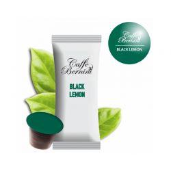 Κάψουλες Μαύρου Τσαγιού Bernini Caffe με Άρωμα Λεμόνι