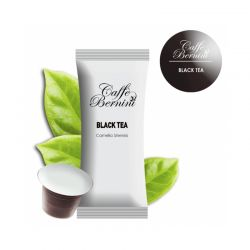 Κάψουλες Bernini Caffe μαύρο τσαι κεϋλάνης