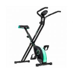 Μαγνητικό Αναδιπλούμενο Ποδήλατο Γυμναστικής Cecotec X-Bike CEC-07012
