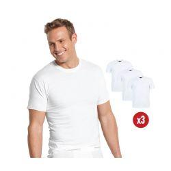 Φανέλες T-shirt Pierre Cardin Σετ 3τμχ PC-TShirt-W
