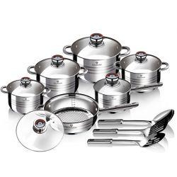 Σετ μαγειρικών σκευών Blaumann 15 τμχ BL-3136