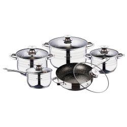 Σετ μαγειρικών σκευών Blaumann 10 τμχ BL-3164