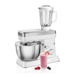 Κουζινομηχανή Bomann 1200W Χρώματος Ασημί KM-399