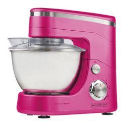 Κουζινομηχανή Royalty Line 1400 W Χρώματος Ροζ RL-PKM1400.5