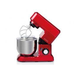 Κουζινομηχανή Royalty Line 1600W Χρώματος Κόκκινο RL-PKM1600.5