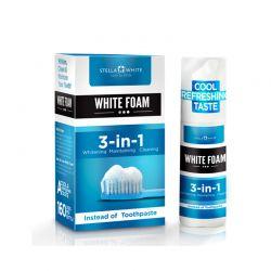 Αφρός λέυκανσης δοντιών Stella white SW-WFO