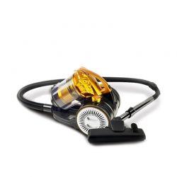 Ηλεκτρική σκούπα Herzberg 2 σε 1 με διάφανο κάδο 2000w HG-5004