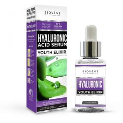 Ορός Προσώπου με Υαλουρονικό Οξύ Biovene