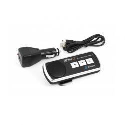 Συσκευή ανοιχτής συνομιλίας αυτοκινήτου bluetooth Technaxx handsfree BT-X22