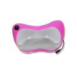 Μαξιλάρι μασάζ shiatsu πολλαπλών χρήσεων Cenocco CC-9023 χρώματος ροζ