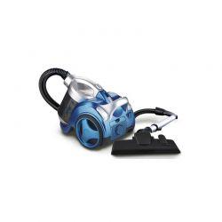 Ηλεκτρική σκούπα Cenocco χωρίς σακούλα και με λειτουργία φυσητήρα χρώματος μπλε CC-3800
