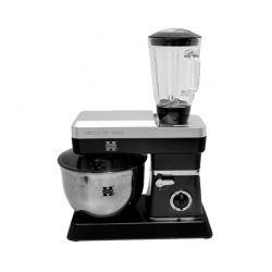 Herzberg Κουζινομηχανή χρώματος μαύρο HG-5065
