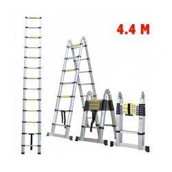 Τηλεσκοπική Σκάλα Herzberg 4.40 m HG-5440