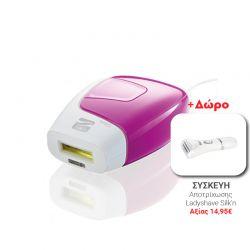 Συσκευή για Μόνιμη Αποτρίχωση Silk'n Glide με 150.000 Παλμούς Φωτός GL15PE1U001