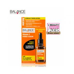 Balance Active Formula Vitamin C Power Ορός 30ml
