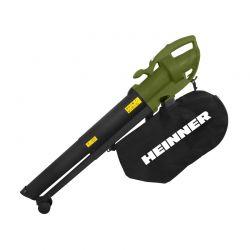 Ηλεκτρικός φυσητήρας / σκούπα / θρυμματιστής φύλλων Heinner 3 σε 1 2800 W JBL16-HR