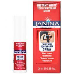Σπρέι για Δροσερή & Καθαρή Αναπνοή Janina 20 ml