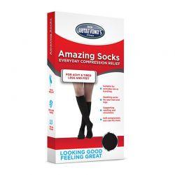 Κάλτσες Διαβαθμισμένης Συμπίεσης Dr. Lutaevono's LV-AMS
