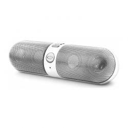 Ασύρματο Ηχείο Bluetooth Esperanza Piano Λευκό EP118WS