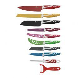 Σετ μαχαιριών Blaumann 11 τμχ με τσάντα μεταφοράς BL-2104