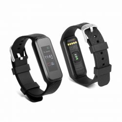 Βραχιόλι παρακολούθησης παλμών, γυμναστικής, ύπνου και ενεργών Technaxx TX-81
