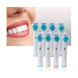 Συμβατά ανταλλακτικά βουρτσάκια Cenocco για οδοντόβουρτσες Oral-Β 8τμχ CC-9029