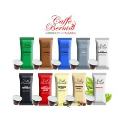 Κάψουλες Bernini Caffe Premium Coffee Pack 100caps
