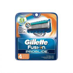Ανταλλακτικές Κεφαλές Gillette Fusion Proglide 4 Τεμάχια Fusion4GLT