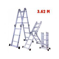 Τηλεσκοπική Σκάλα Πολλαπλών Χρήσεων Herzberg HG-5002