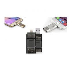 iFlash Drive για iOS & Android χρώματος μαύρο 32GB R138266