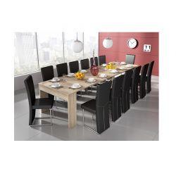 Κονσόλα-Τραπέζι με Μηχανισμό Προέκτασης έως 3 Μέτρα και 6 Διαφορετικές Θέσεις TBL3 Roble