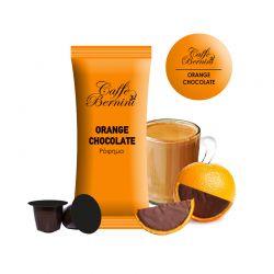 Ρόφημα με Άρωμα και Γεύση Σοκολάτα-Πορτοκάλι