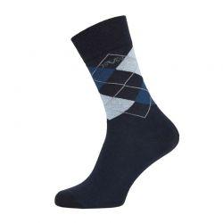 Κάλτσες Business (5 ζευγάρια) Versace 1969 Χρώματος Μπλε-Navy C171