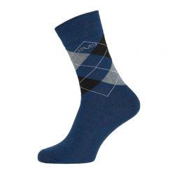 Κάλτσες Business (5 ζευγάρια) Versace 1969 Χρώματος Μπλε C177