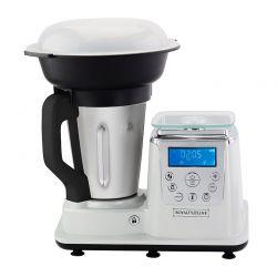 Thermo Cooker Royalty Line χρώματος άσπρο RL-TC1350