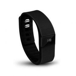 Αθλητικό smart watch Aquarius με bluetooth χρώματος μαύρο R123814