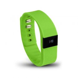 Ρολόι Fitness Tracker Aquarius με Bluetooth Χρώματος Πράσινο R123810