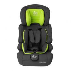 Παιδικό Κάθισμα Αυτοκινήτου Χρώματος Lime για Παιδιά 9-36kg KinderKraft Comfort UP