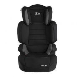 Παιδικό Κάθισμα Αυτοκινήτου Χρώματος Μαύρο για Παιδιά 15-36 Kg KinderKraft Spark