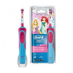 Ηλεκτρική Οδοντόβουρτσα Oral-b με Μπαταρία Princess OLB-PRN-BRS