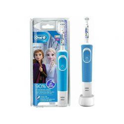 Ηλεκτρική Οδοντόβουρτσα Oral-b Stages Power για Παιδιά Disney Frozen 3+ OLB-FRZSTG-BRS