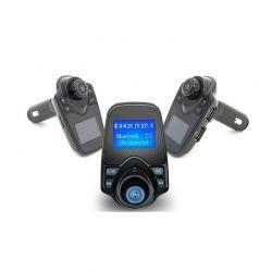 Bluetooth Hands Free & MP3 - FM Transmitter Αυτοκινήτου 4 σε 1 Aquarius με USB R159258