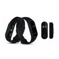 Ρολόι Fitness Tracker Aquarius AQ112 με Μετρητή Καρδιακών Παλμών για Παιδιά και Ενήλικες Χρώματος Μαύρο R161633