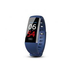 Ρολόι Fitness Tracker Aquarius AQ116CL με Μετρητή Καρδιακών Παλμών και Αρτηριακής Πίεσης Χρώματος Μπλε R161628