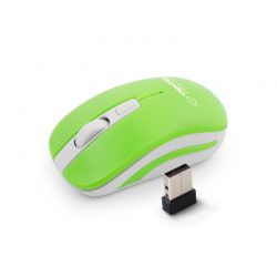 Ασύρματο Οπτικό Ποντίκι 2.4GHz USB Esperanza Uranus Χρώματος Πράσινο EM126