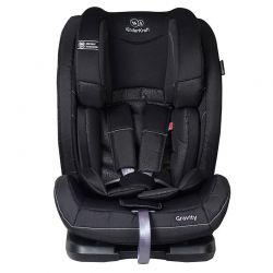 Παιδικό Κάθισμα Αυτοκινήτου Χρώματος Μαύρο για Παιδιά 9-36 Kg KinderKraft Gravity