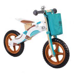 Παιδικό Ξύλινο Ποδήλατο Ισορροπίας KinderKraft Adventure Runner