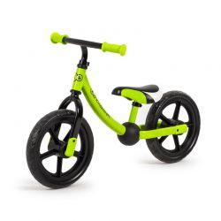 Παιδικό Ποδήλατο Ισορροπίας Kinderkraft 2Way Next Χρώματος Πράσινο